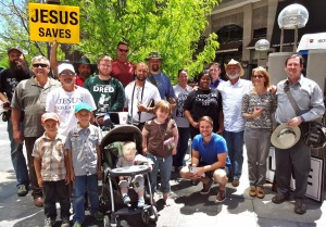 Outreach in Denver, Colorado