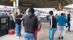 Proclaiming the Gospel to Muslims at the Final Four in Indianapolis