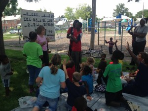 Kids Club at Springbrook Courts